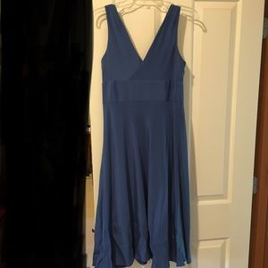 J.Crew Sophia Dress in Periwinkle